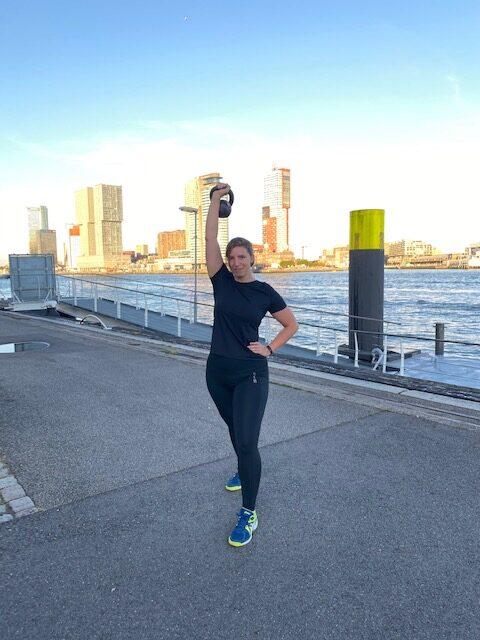 Sinds ik bij Mandy begonnen ben, vind ik het oprecht weer leuk om te sporten